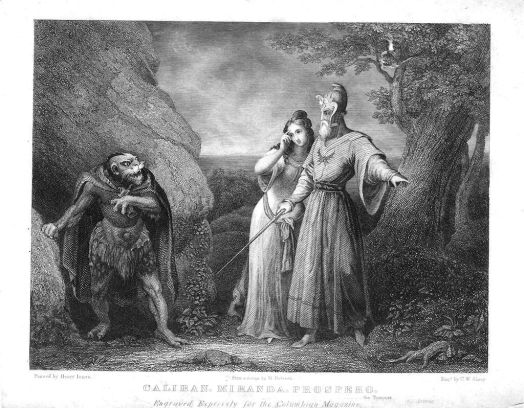 Caliban, Prospero, and the Animate World